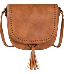 borsa a tracolla (marrone) - bpc bonprix collection