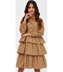 y.a.s yasdawn 7/8 shirt dress ft s. loose fit dresses
