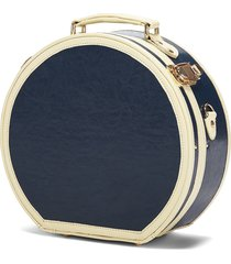 steamline luggage the entrepreneur small hatbox in navy at nordstrom