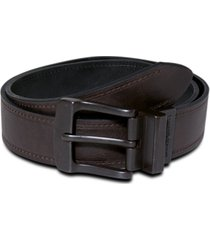 levi's bridle reversible leather men's belt