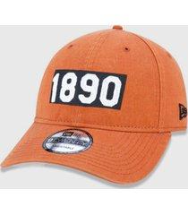 boné new era 920 st running year brododco laranja