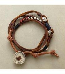 jes maharry rope tricks wrap bracelet