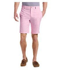 1905 collection tailored fit oxford shorts - big & tall by jos. a. bank