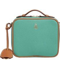 celdon madison mini leather crossbody bag