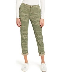 women's ag caden camo twill trousers