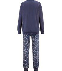 pyjamas i 2-pack harmony blå::ljusblå