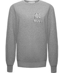 art. sex. music sweatshirt
