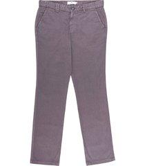 pantalón casual 440 con bota recta regular fit para hombre 02514