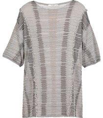 kangra jacquard t-shirt with fringe