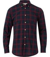 skjorta slhslimhouston shirt ls w camp