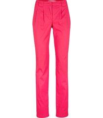pantaloni chino (fucsia) - bpc bonprix collection