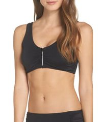 women's amoena cocos pocketed swim top