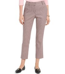 tommy hilfiger plaid pants, created for macy's