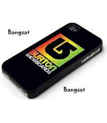 burton snowboard black iphone4 4s 5c 5 5s 6 6s 6plus 7 7plus se samsung htc case