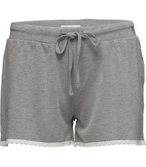 nightpants shorts grå esprit bodywear women