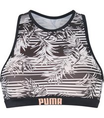 bikinitopp puma swim women racerback swim top