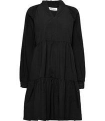 dress korte jurk zwart sofie schnoor