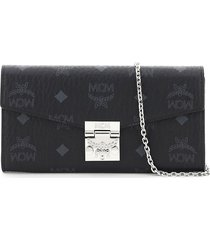mcm patricia visetos wallet mini bag