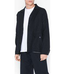hope shirt jacket skjortor dark blue