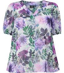 blus mleah 1/2 blouse