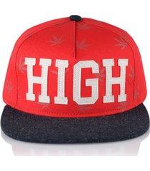 gorra roja official high bleeding