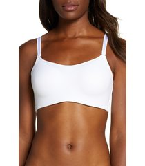 women's natori soft wear full fit contour underwire bra, size 38c - white