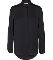 moss copenhagen | blair polysilk shirt