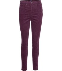 high rise true skinny cords with secret smoothing pockets skinny jeans lila gap