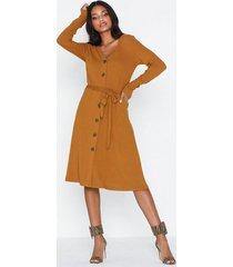 object collectors item objdebra l/s dress 106 långärmade klänningar