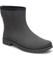 rain boots 3 regnstövlar skor svart billi bi