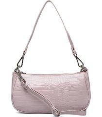 bag small bags top handle bags paars rosemunde