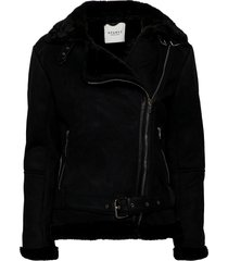 roy jacket leren jack leren jas zwart sparkz copenhagen