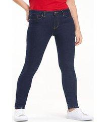 jeans skinny heritage denim tommy hilfiger