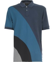 ps by paul smith reg fit polo ss