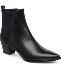 jules_na_scu shoes boots ankle boots ankle boots with heel svart unisa