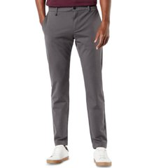 dockers men's alpha tapered-fit stretch chino pants