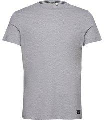 tee centre centre t-shirts short-sleeved grå björn borg