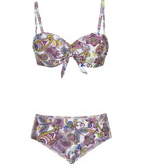 bikini con ferretto (verde) - bpc bonprix collection