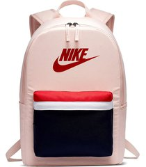 morral nike heritage 2.0 - rosa