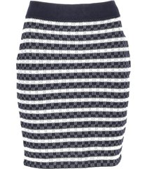 tommy hilfiger knitted skirt