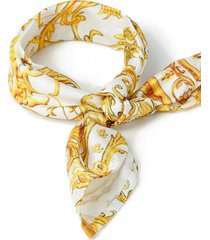 mens gold baroque bandana*