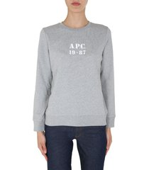 a.p.c. melissa sweatshirt
