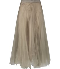 fabiana filippi long wide skirt