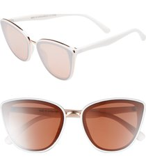 women's bp. 59mm perfect cat eye sunglasses -