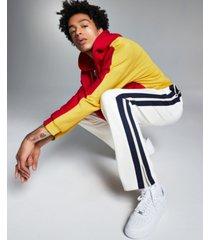 allen onyia men's may track pants, created for macy's