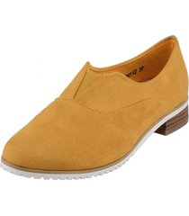mocasin charry amarillo weide