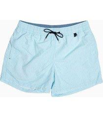 hom beach boxer, regatta turquoise
