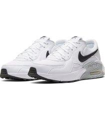 8-zapatillas de dama nike wmns nike air max excee-blanco