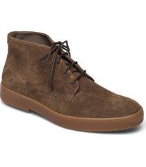 driggs chukka desert boots snörskor brun allen edmonds