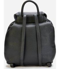 guess women's destiny backpack - black